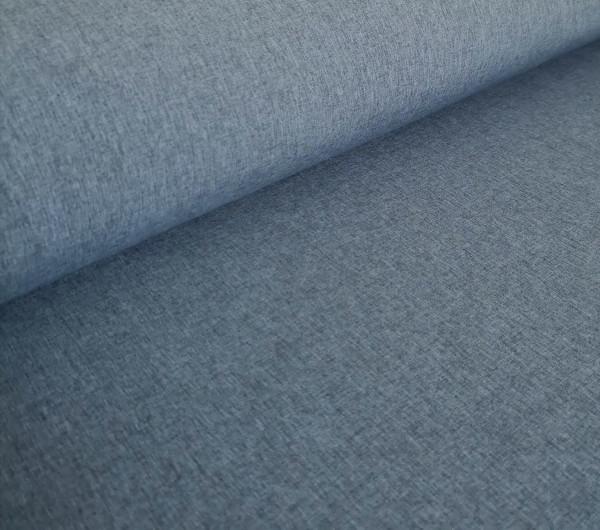 Softshell melange jeansblau