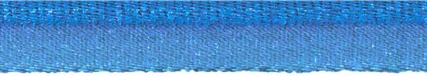Paspelband elastisch 10 mm jeansblau