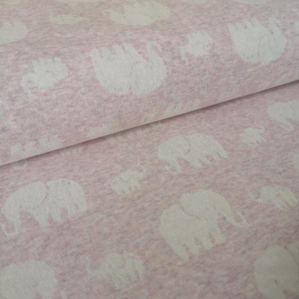 Strickjersey Elefant