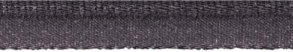 Paspelband elastisch 10 mm grau