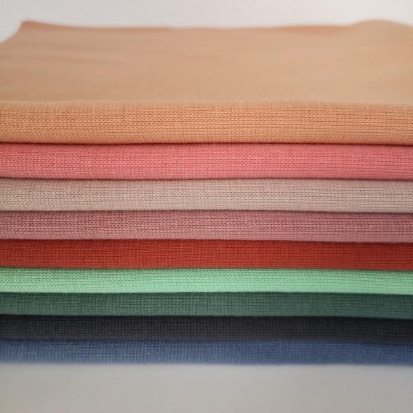 Bündchenstoff Feinstrick Swafing in 9 Farben