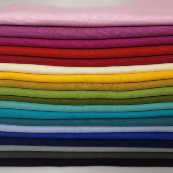 Bündchenstoff Feinstrick Swafing in 19 Farben