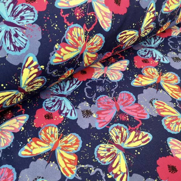 Softshell Schmetterlinge