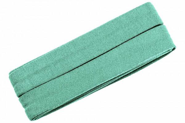 Jersey-Schrägband 20 mm mint