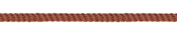 Kordel gedreht 4 mm braun