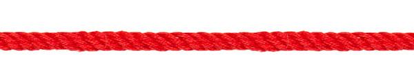 Kordel gedreht 4 mm rot