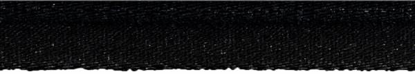 Paspelband elastisch 10 mm schwarz