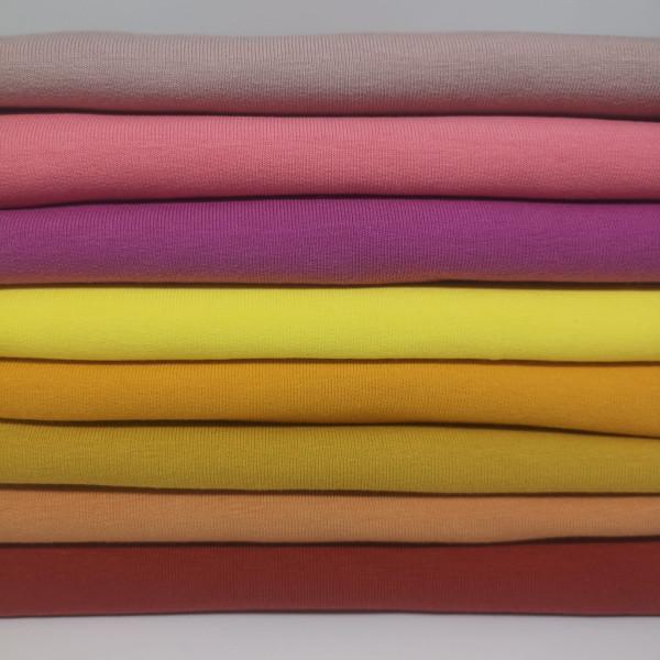 "French Terry Uni ""Maike"" von Swafing in 21 Farben"