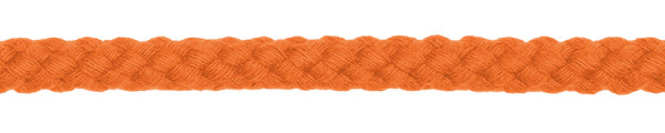 Kordel 8 mm orange