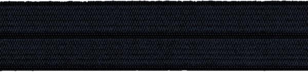 Einfassband elastisch 20 mm schwarz
