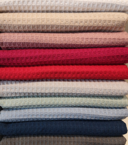 Waffelpiqué von Swafing in 10 Farben