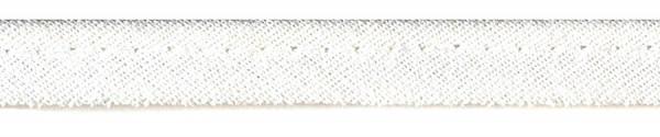 Paspelband 8 mm weiß