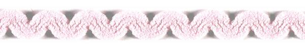 Bogenlitze elastisch 7 mm rosa