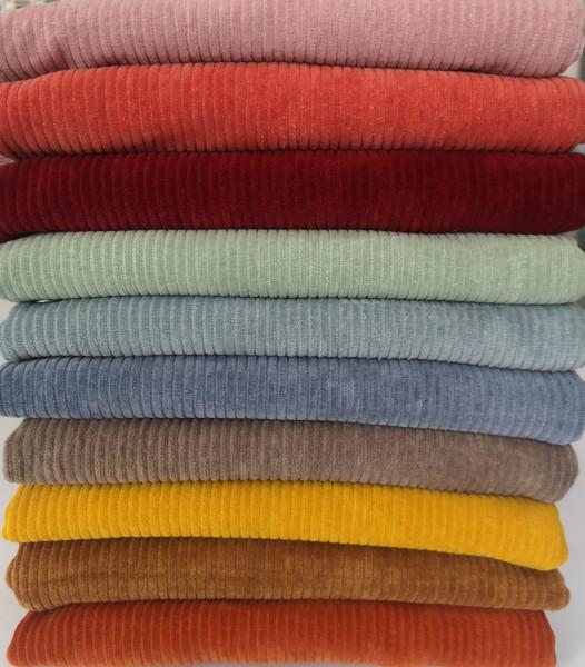 Cordjersey von Swafing in 10 Farben
