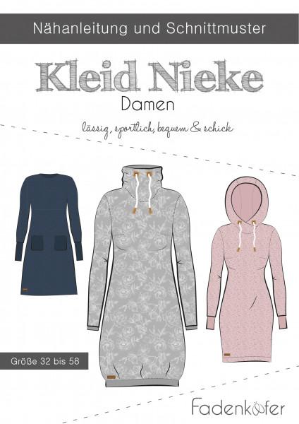 Schnittmuster Kleid NIEKE Damen Gr. 32-58