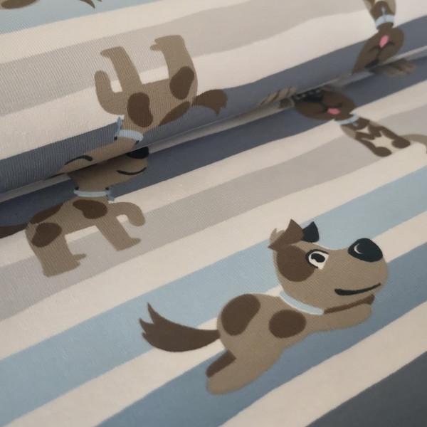 Baumwolljersey Hundewelpen