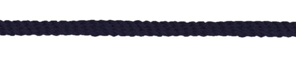 Kordel gedreht 4 mm dunkelblau
