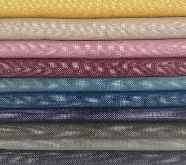 Tencel- Mischgewebe von Swafing in 10 Farben