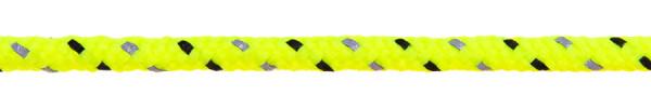 Reflexkordel 3 mm neongelb
