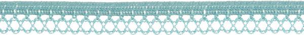 Zierlitze elastisch 12 mm hellblau