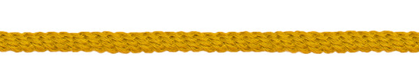 Kordel gedreht 4 mm senfgelb