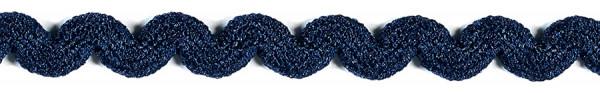 Bogenlitze elastisch 7 mm dunkelblau