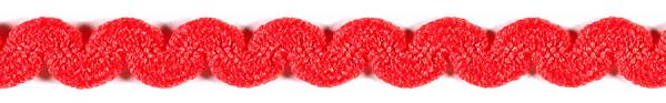 Bogenlitze elastisch 7 mm rot