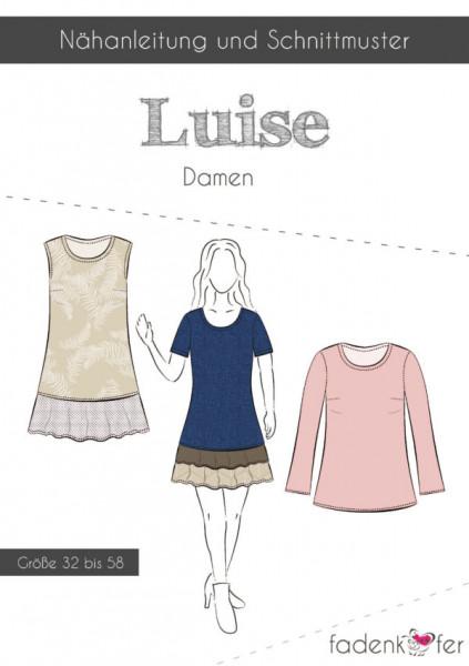 Schnittmuster Kleid Luise Damen Gr. 32-58
