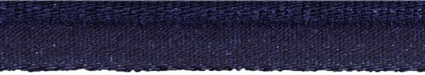 Paspelband elastisch 10 mm dunkelblau