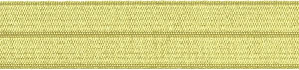 Einfassband elastisch 20 mm apfelgrün