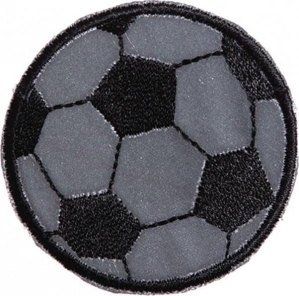 Applikation Fußball reflektierend