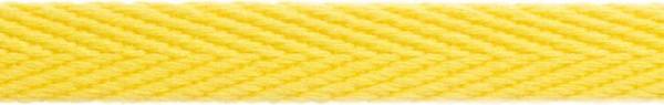 Hoodieband 15 mm gelb