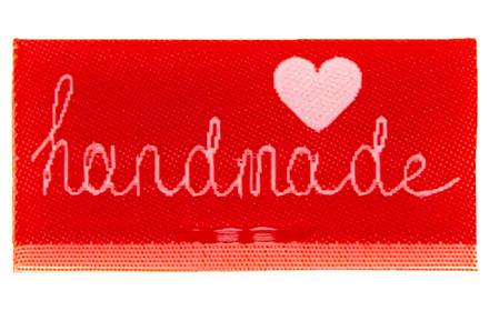 Handmade Label, Mittelfaltung