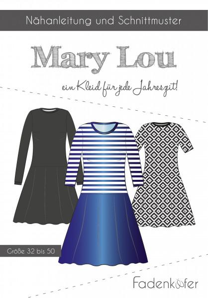 Schnittmuster Kleid Mary Lou Damen Gr. 32-50