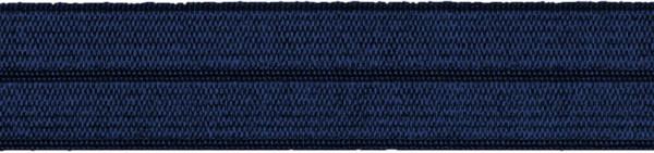 Einfassband elastisch 20 mm dunkelblau