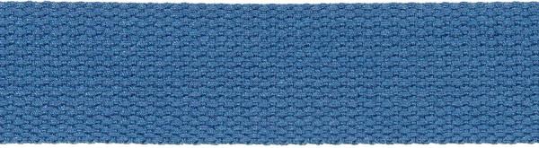 Gurtband 30 mm königsblau