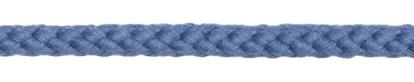 Kordel 8 mm jeansblau